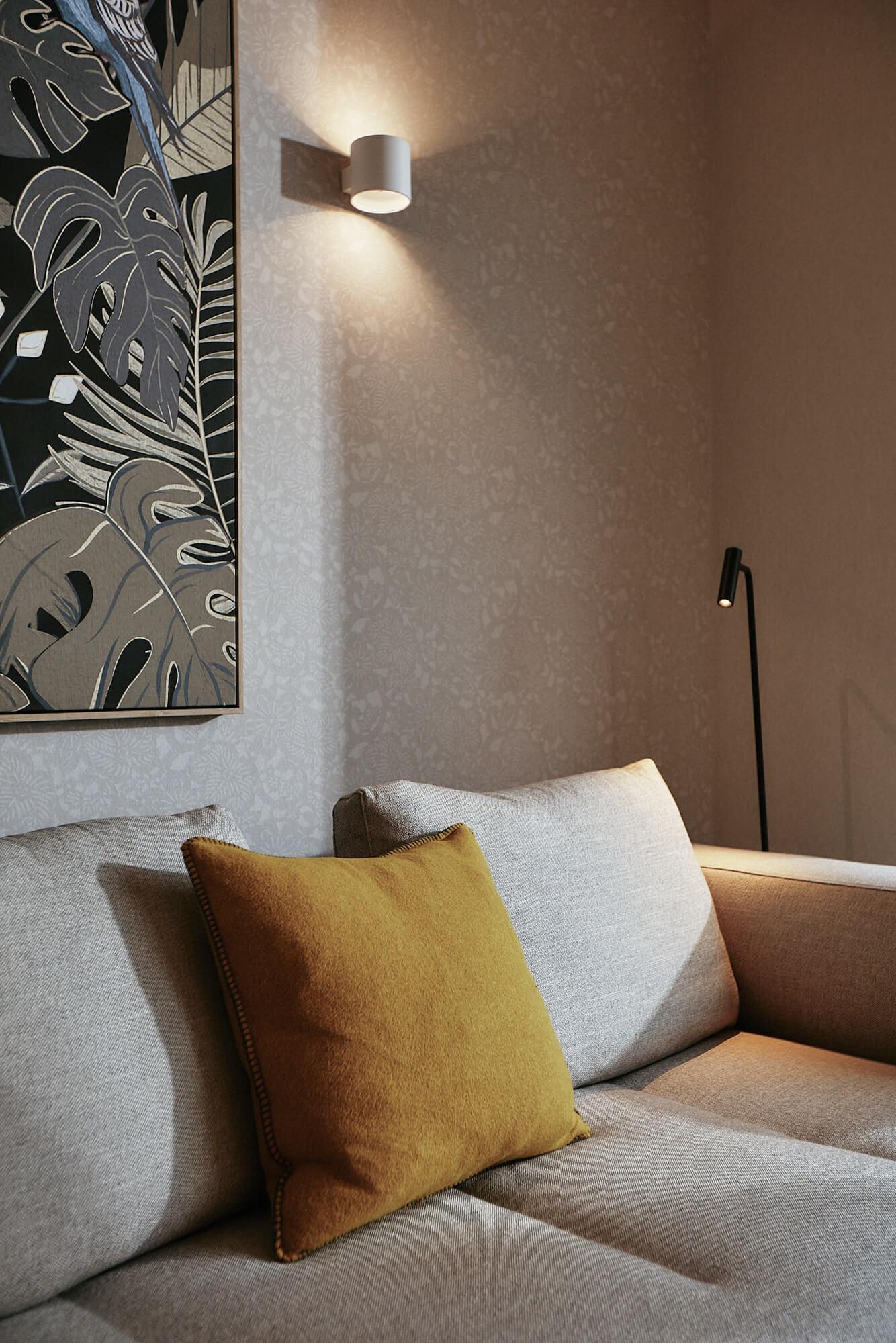 JANS Musterhaus Selscheid Detail Couch