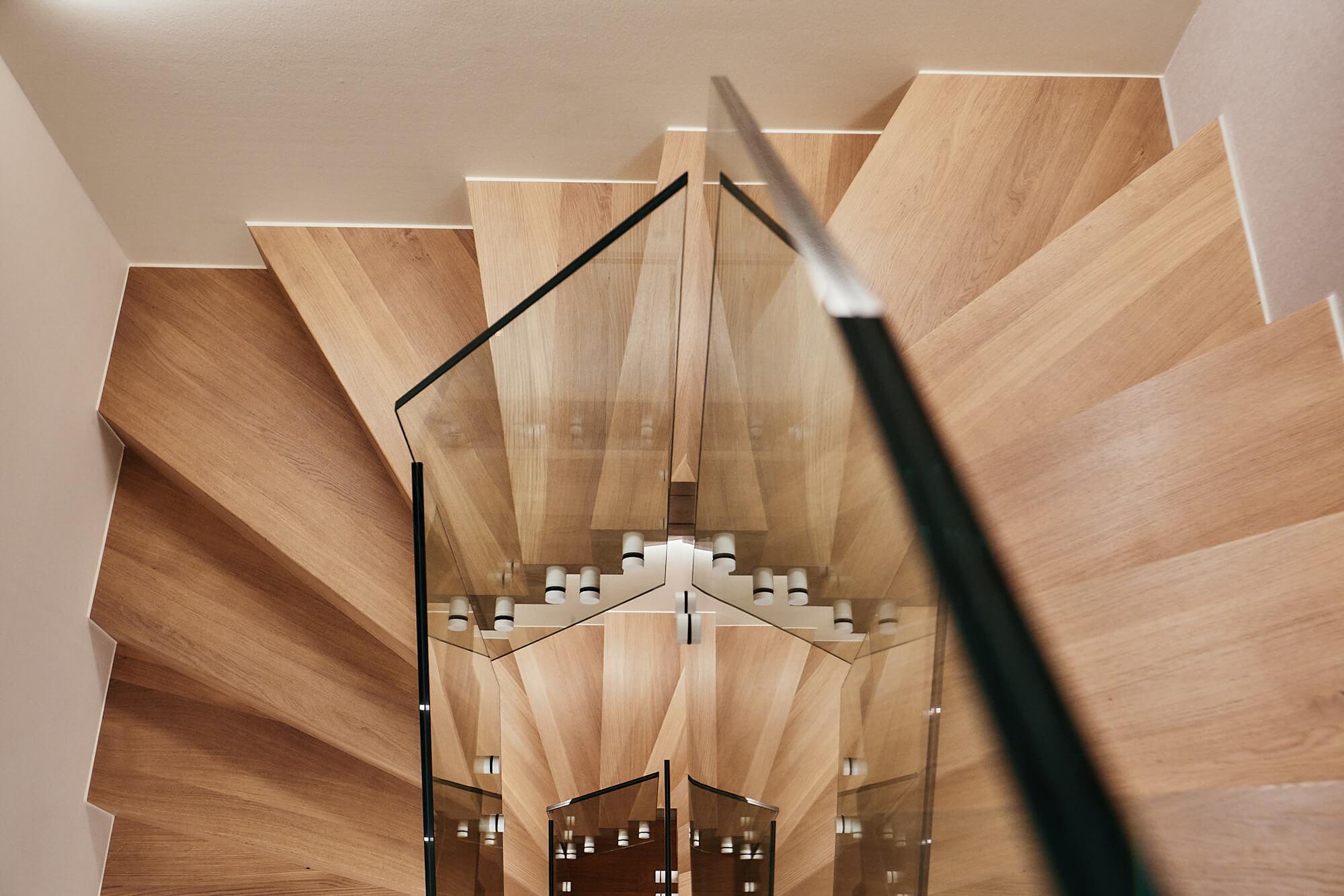 JANS Musterhaus Selscheid Treppe 2