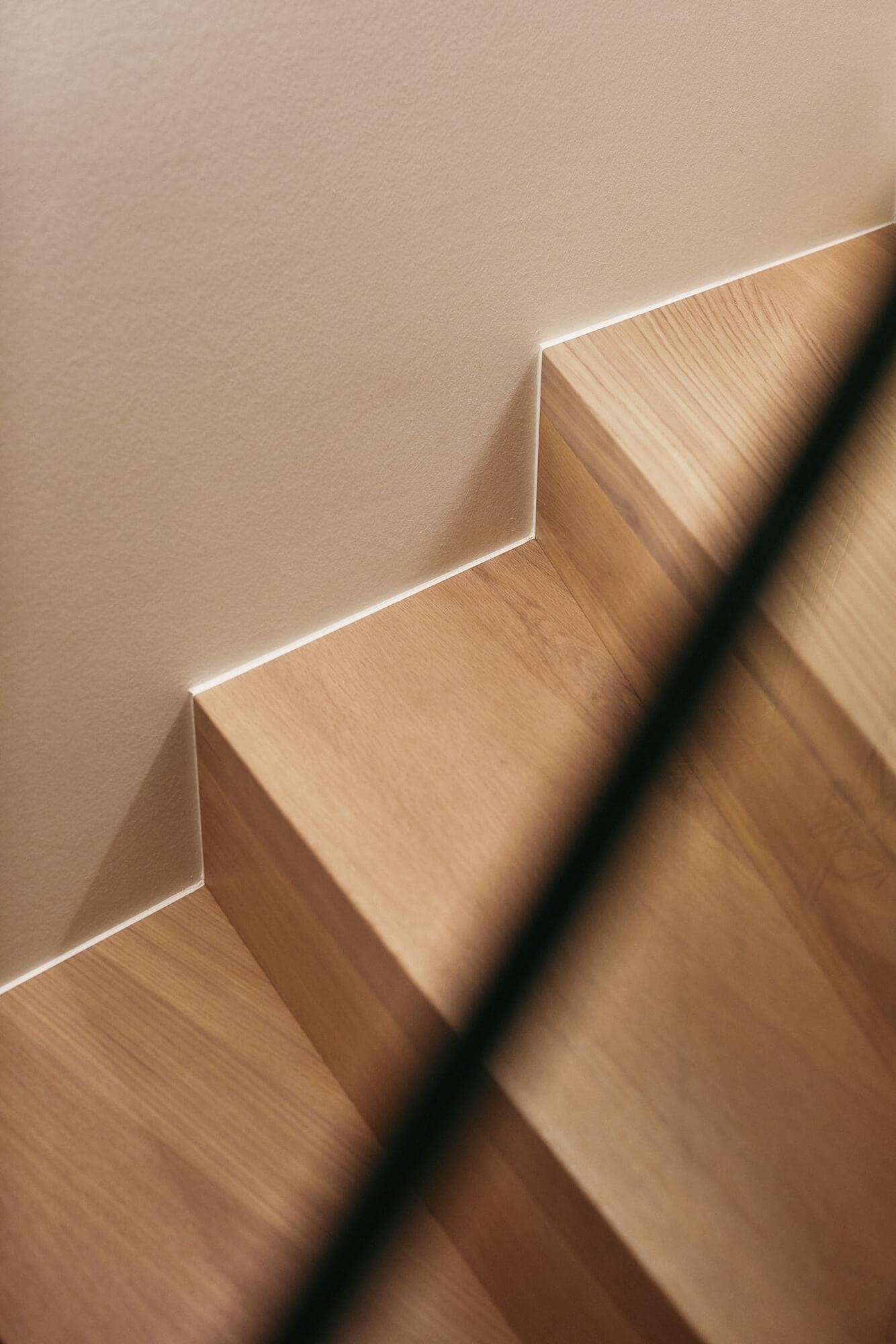 JANS Musterhaus Selscheid Treppe Detail
