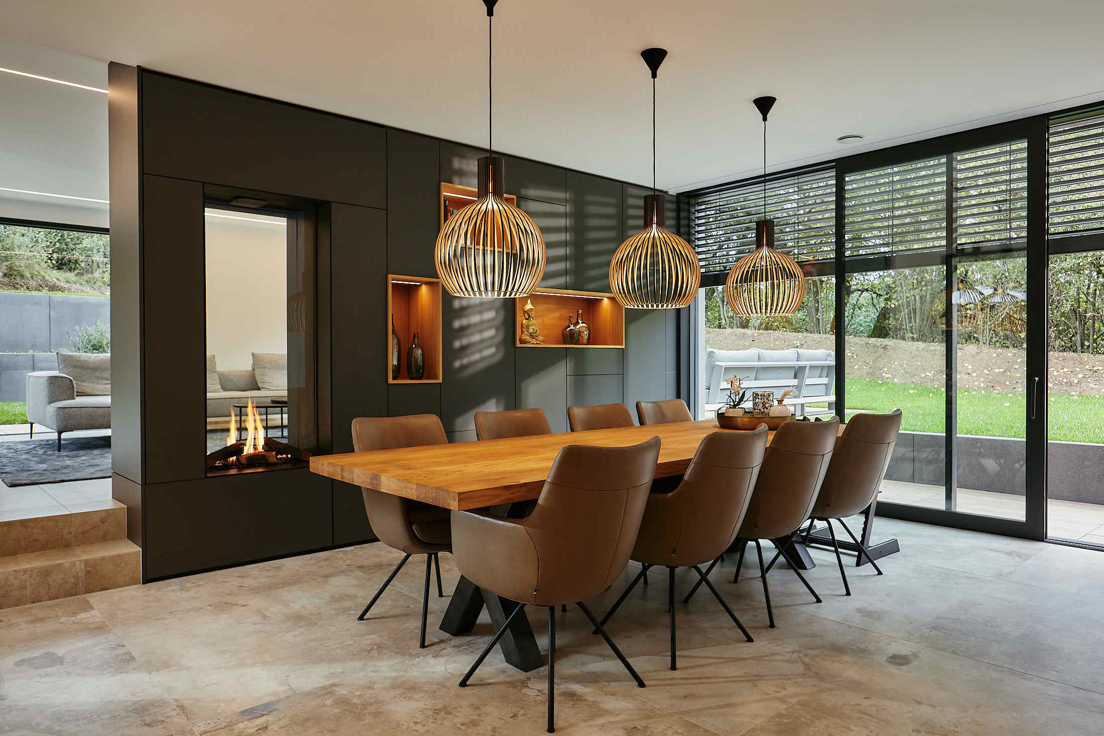 JANS Winseler Wohnbereich Overview