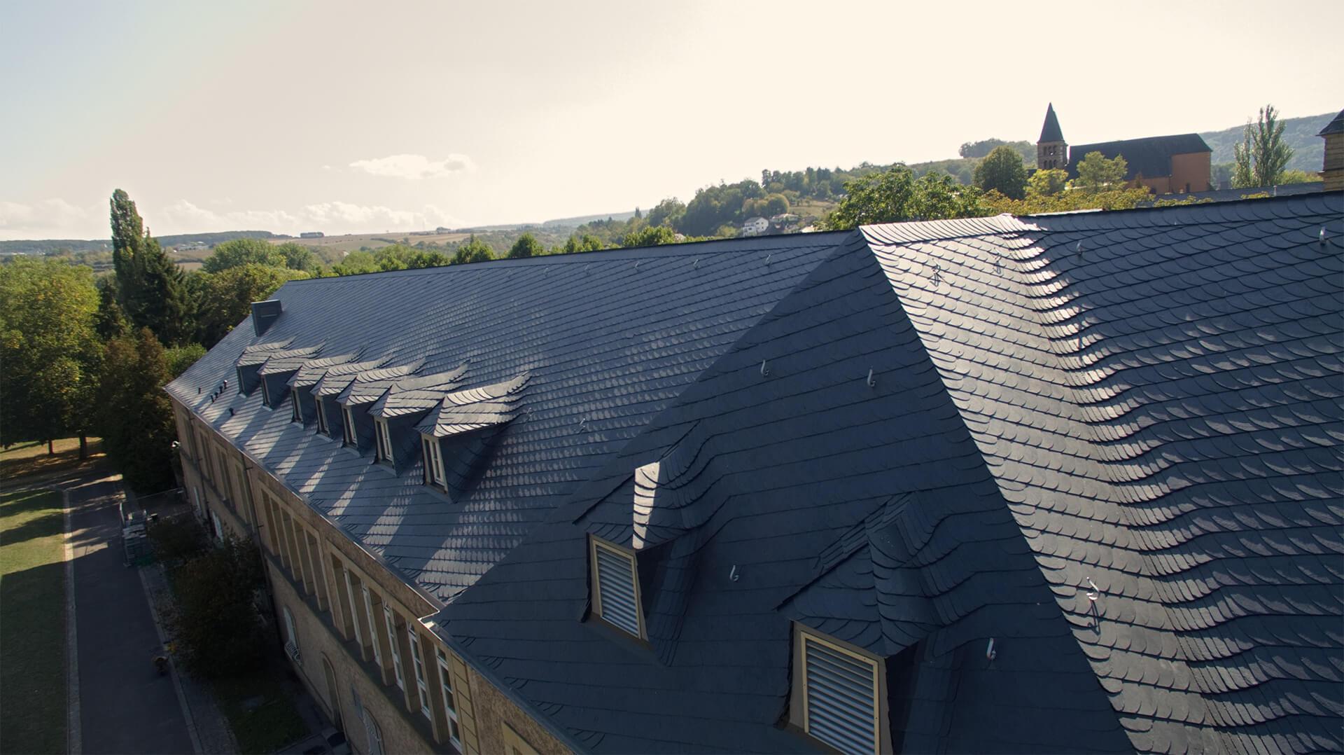 Echternach Dach