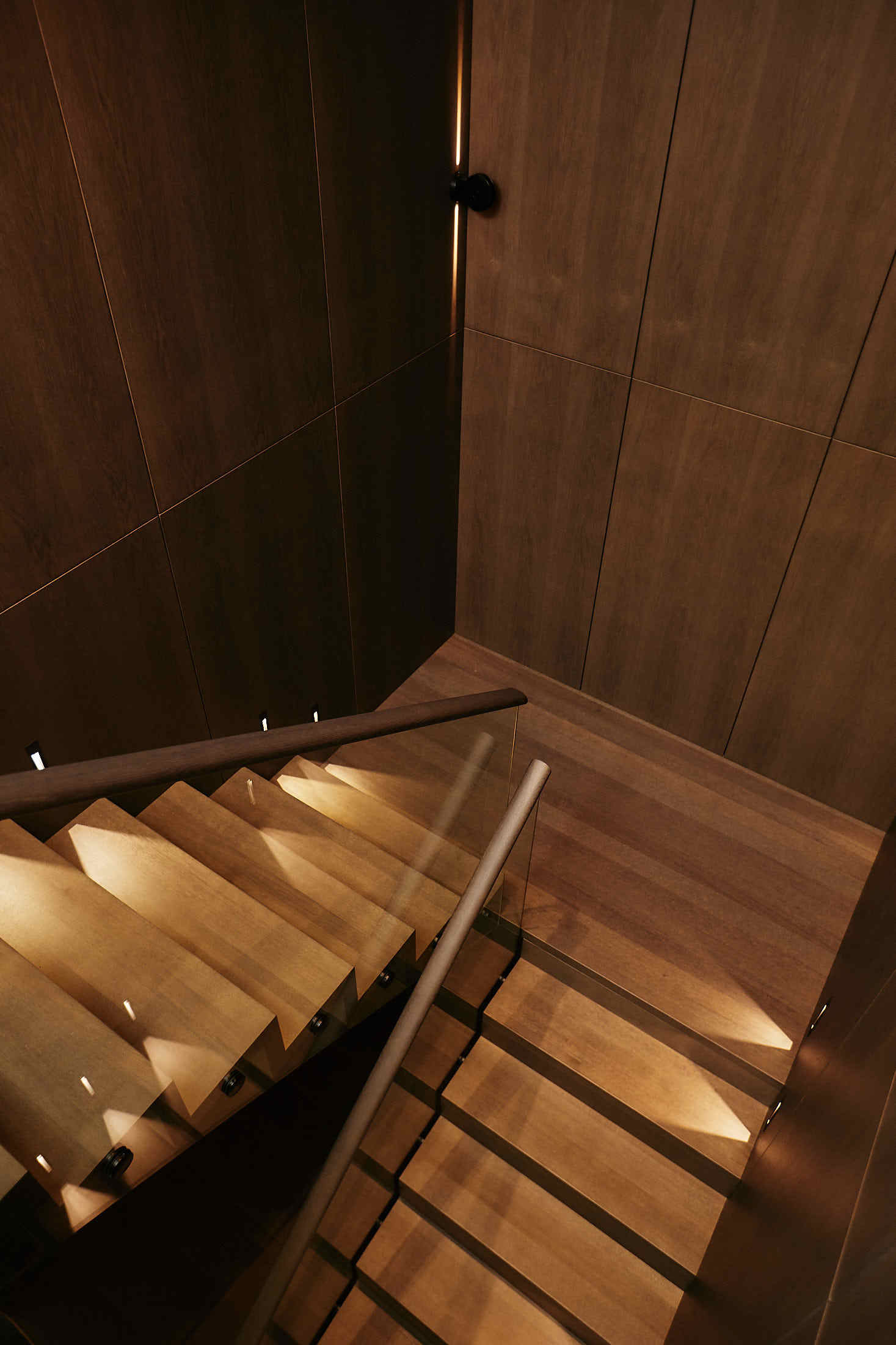 Treppenbeleuchtung Haustechnik